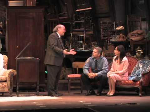 Arthur Miller's The Price at American Airlines Theatre