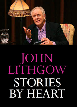 John Lithgow: Stories By Heart at American Airlines Theatre