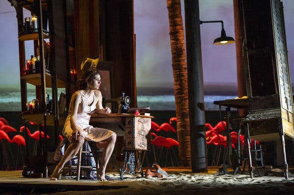 The Rose Tattoo at American Airlines Theatre