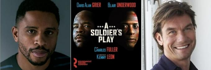 A Soldier's Play at American Airlines Theatre
