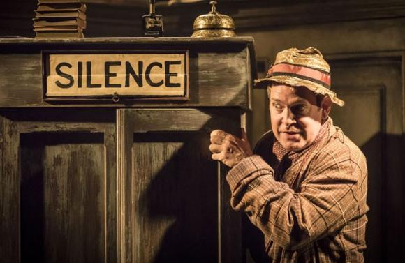Travesties at American Airlines Theatre