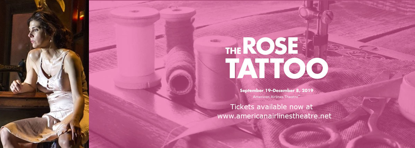 the rose tattoo american airlines theatre